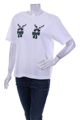 Тениска с щампа MONKI