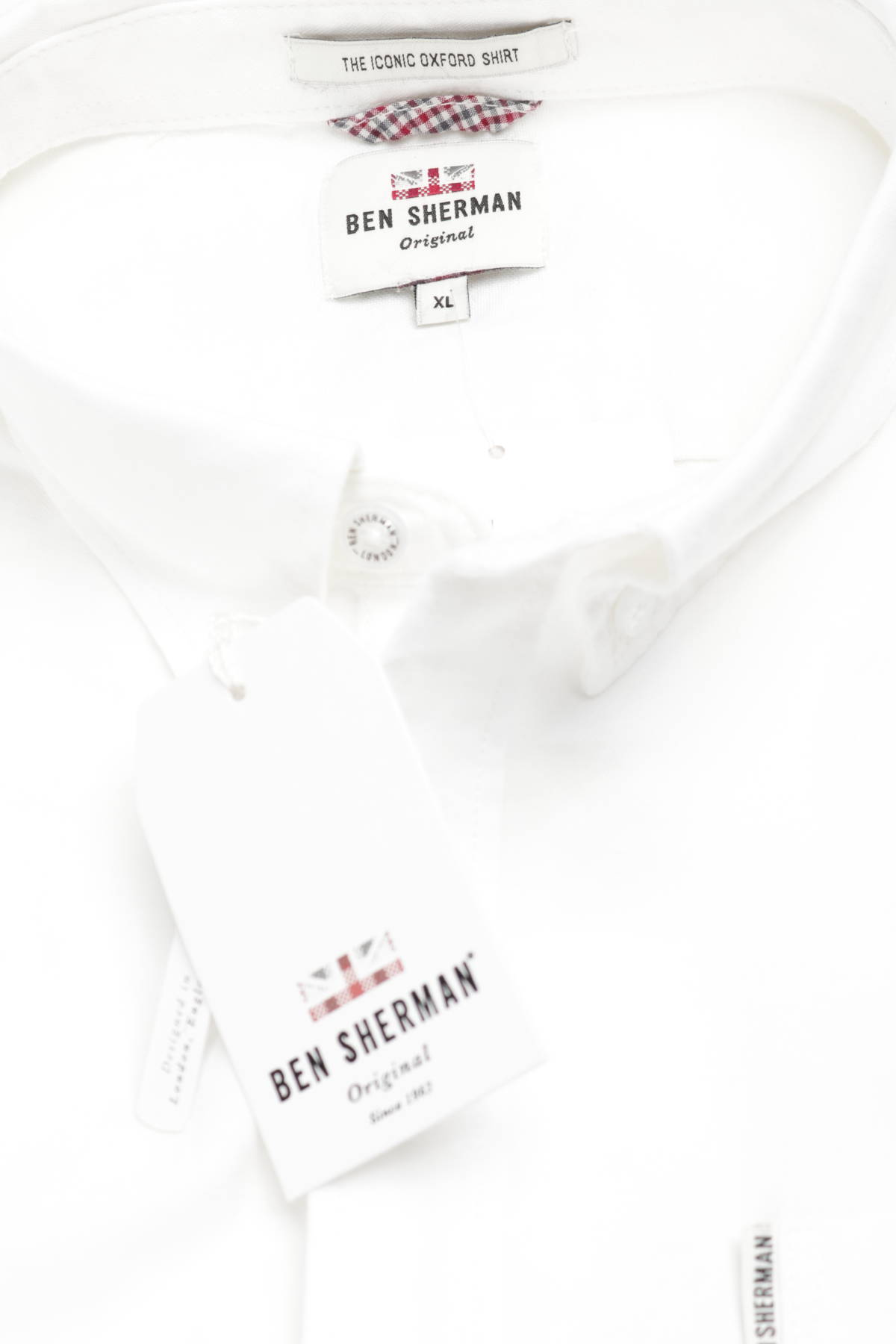 Риза BEN SHERMAN3