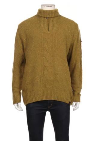 Пуловер с поло яка CAMEL ACTIVE