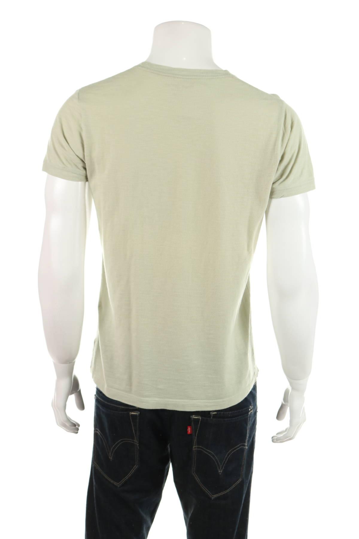 Тениска с щампа Pepe Jeans2