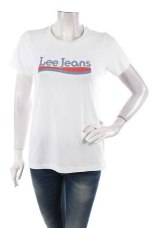 Тениска с щампа Lee
