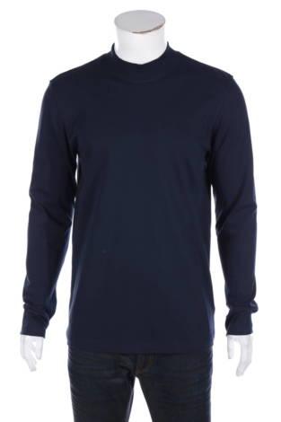Блуза с поло яка Selected Homme