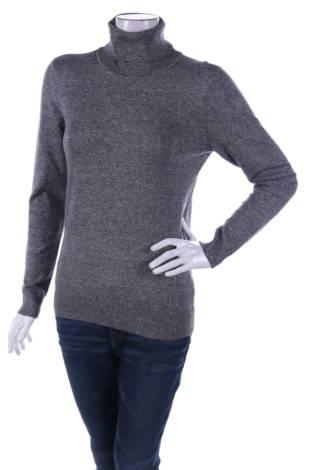 Пуловер с поло яка Andrew Marc