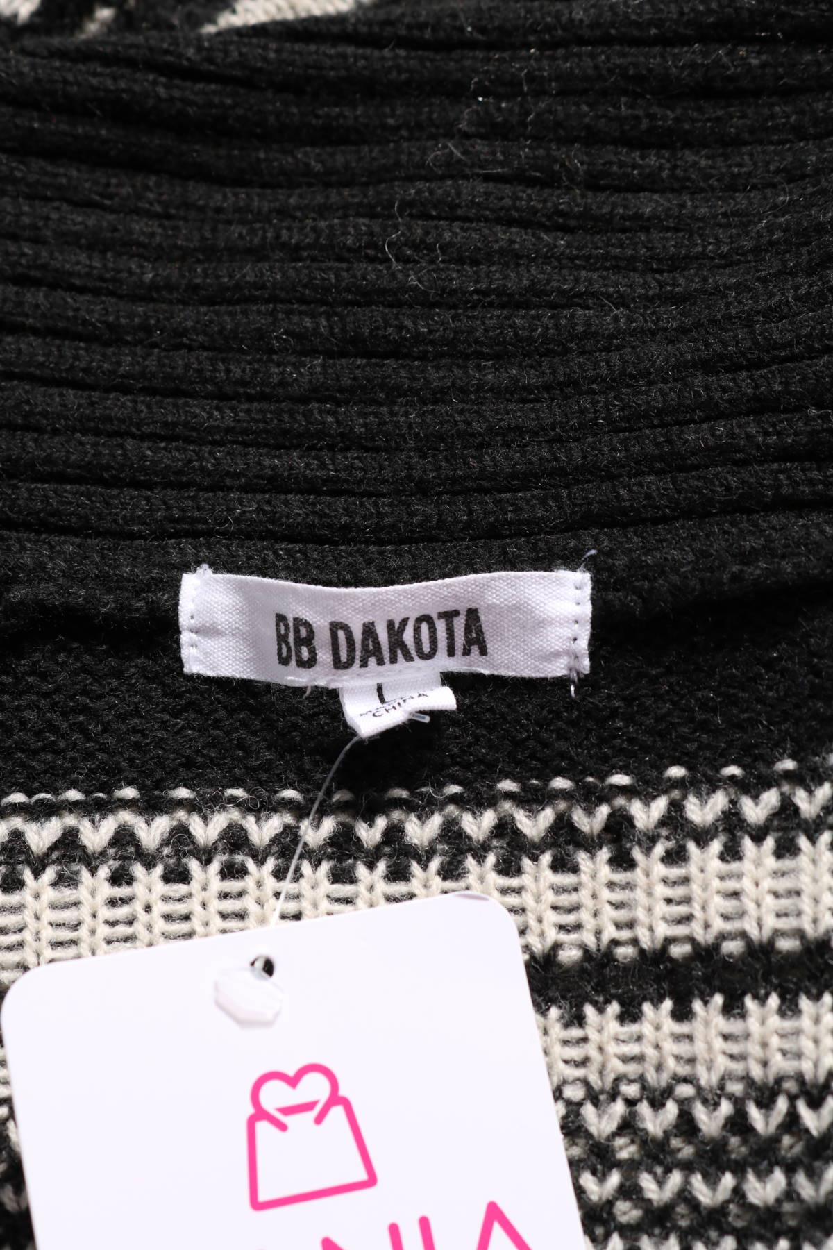 Жилетка Bb Dakota3