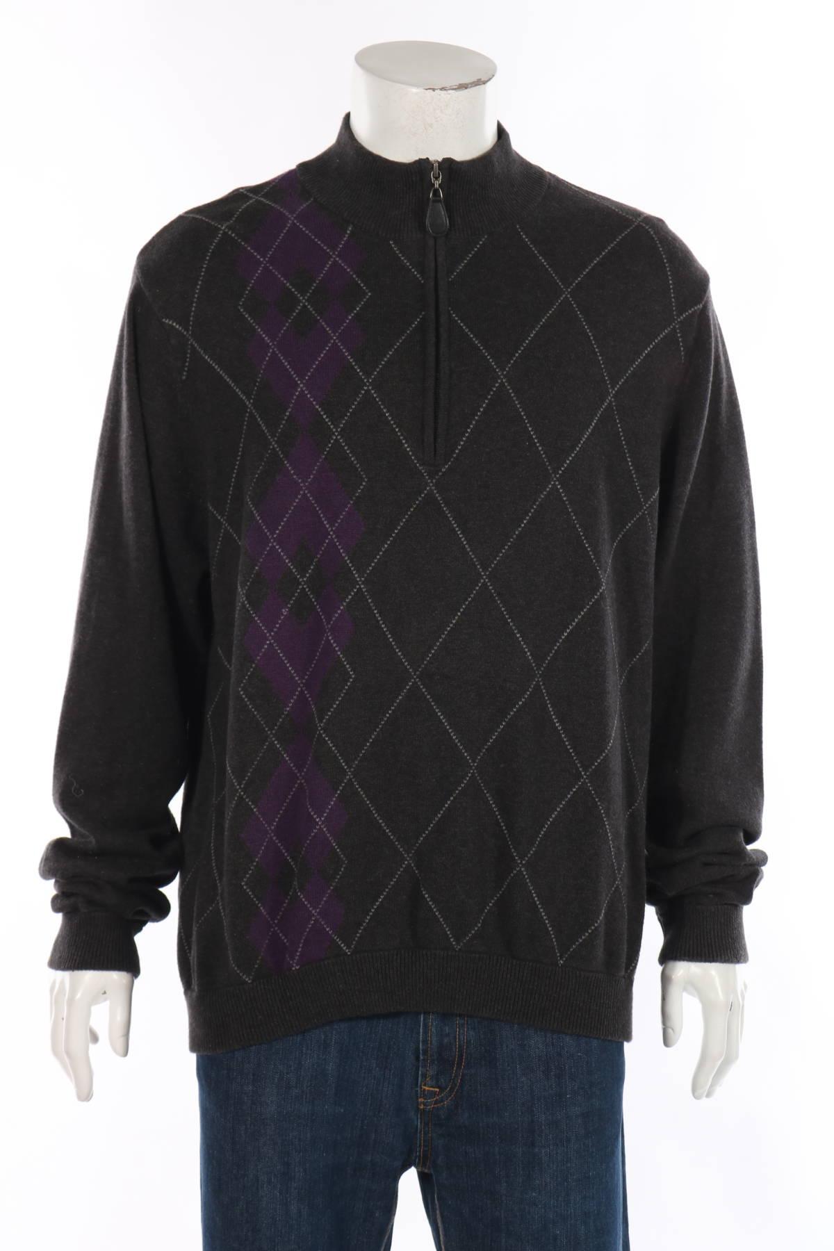 Пуловер с поло яка Walter Hagen1