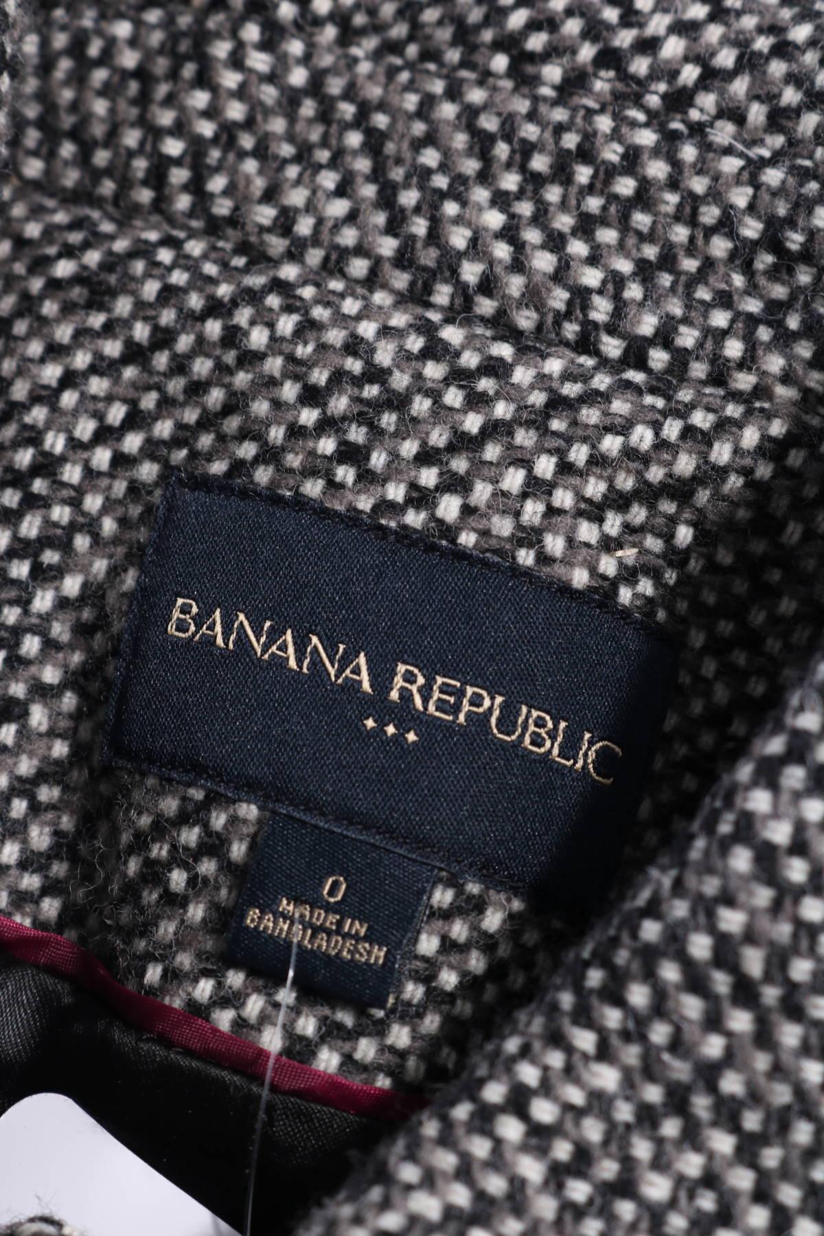 Сако Banana Republic3