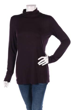 Блуза с поло яка Gap