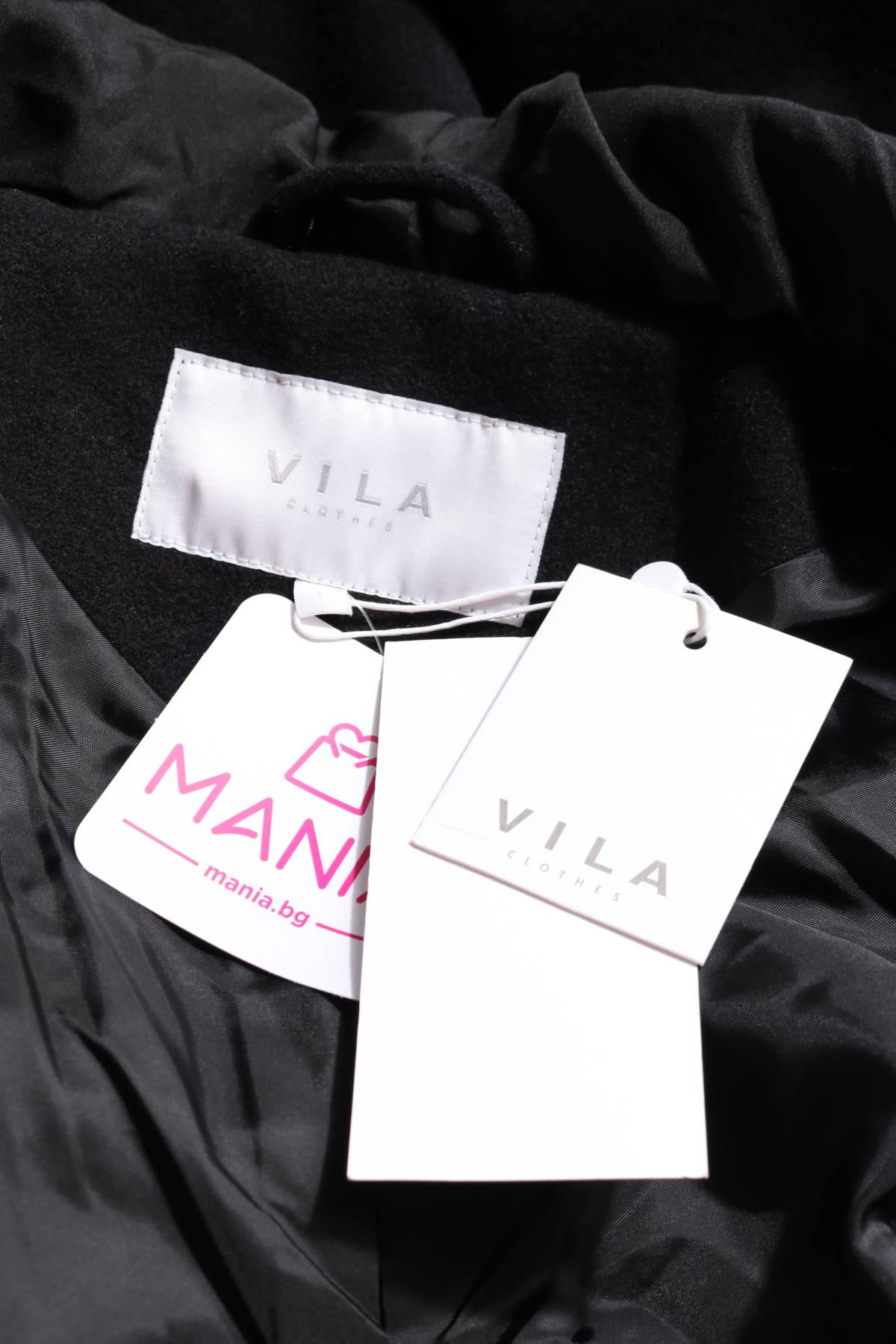 Зимно палто VILA4