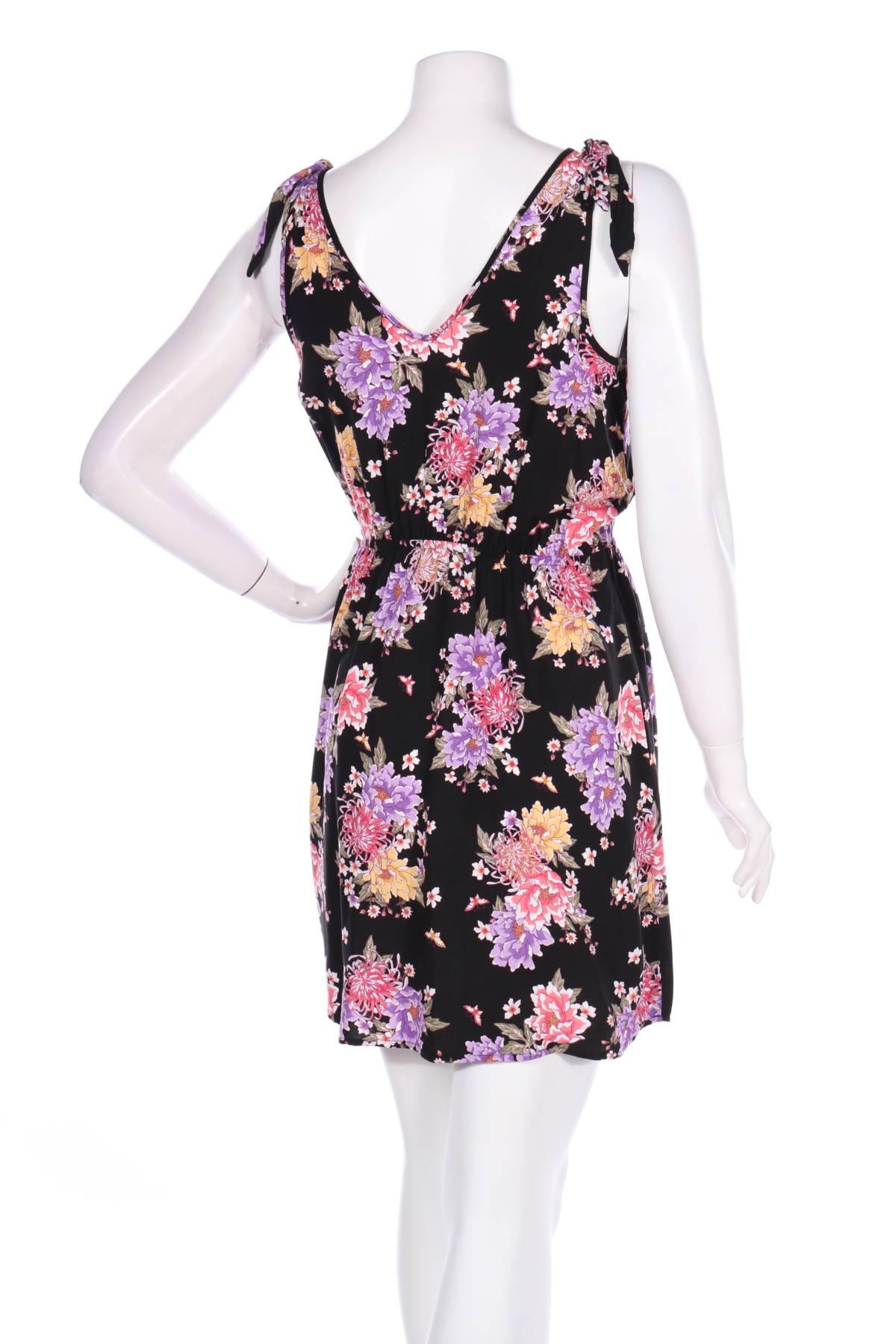 Ежедневна рокля Pink Rose2