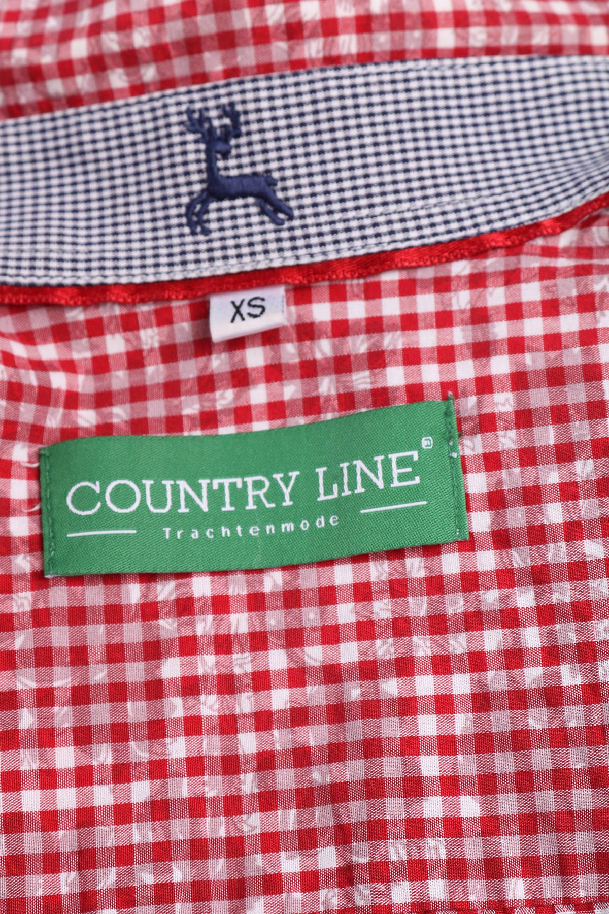 Риза COUNTRY LINE3