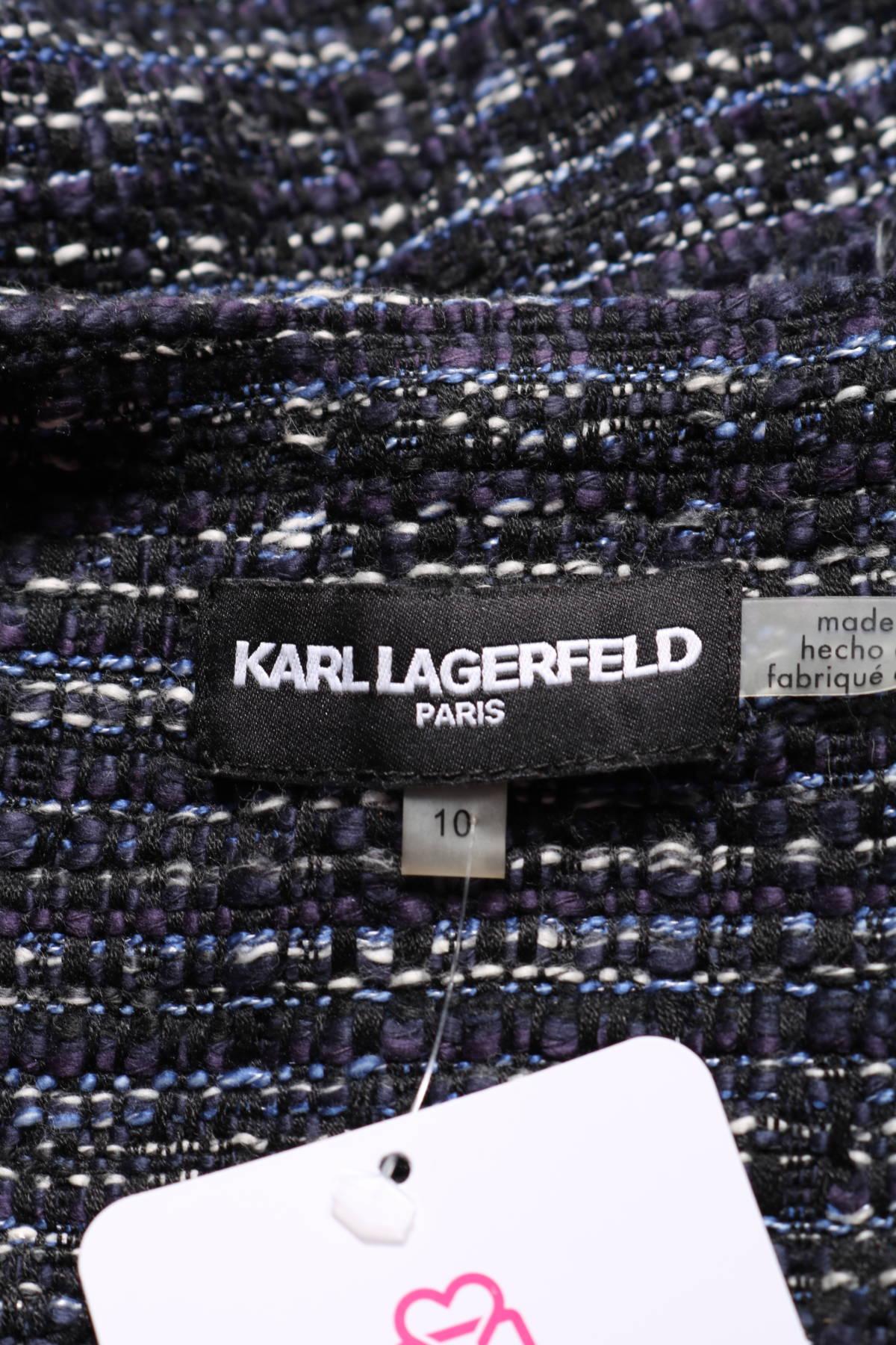 Сако Karl Lagerfeld3