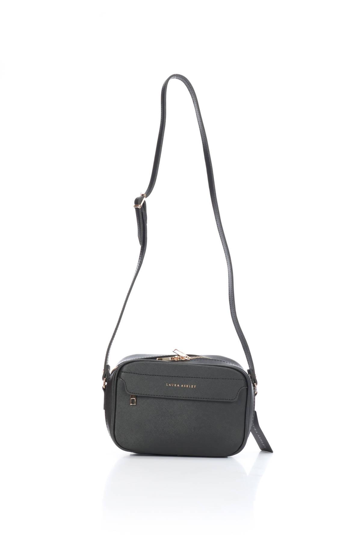 Кожена чанта Laura Ashley1
