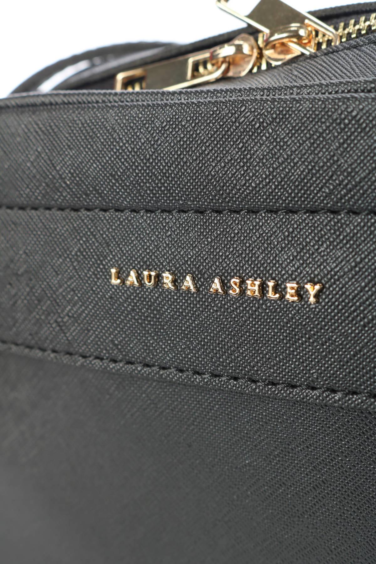 Кожена чанта Laura Ashley3