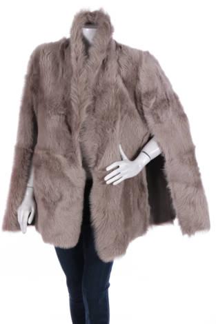 Палто с косъм Vespucci by VSP