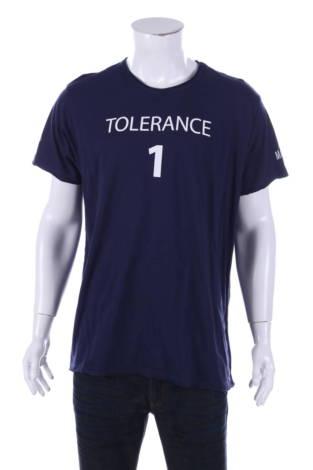 Тениска с щампа Mister Marcel