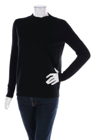 Пуловер с поло яка Adidas SLVR