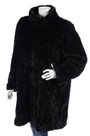 Палто с косъм DOROTHY PERKINS
